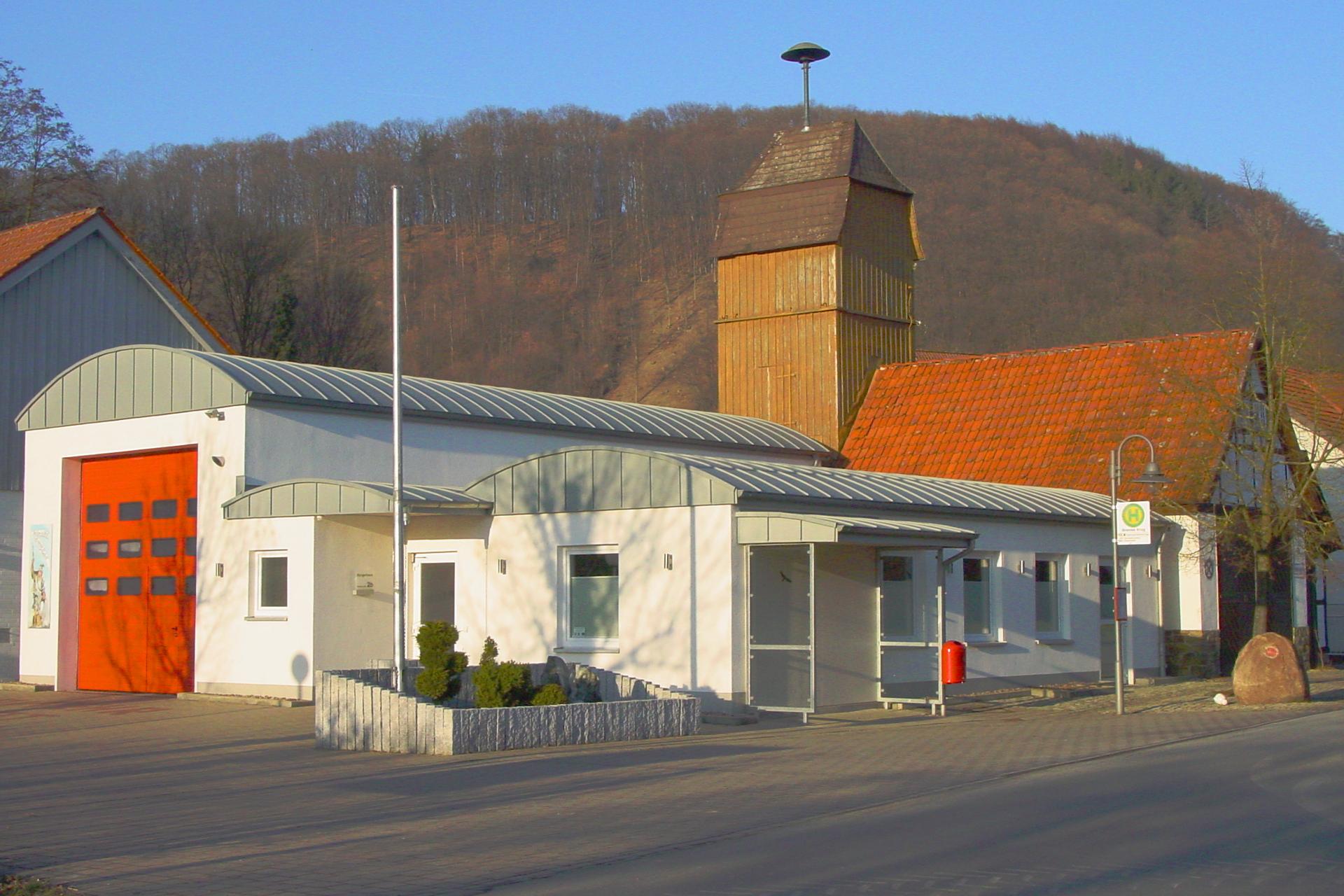 Bürgerhaus Bremke