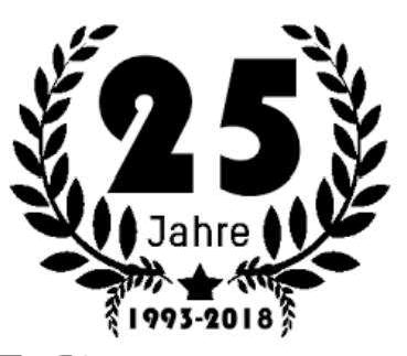 Jubiläum 25 Jahre DG Bremke